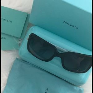 Authentic Tiffany and Co Sunglasses.